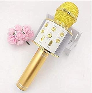 Vikas gift gallery NSS W Wireless Mic for Smartphones Recording High Sensitive Microphone Speaker