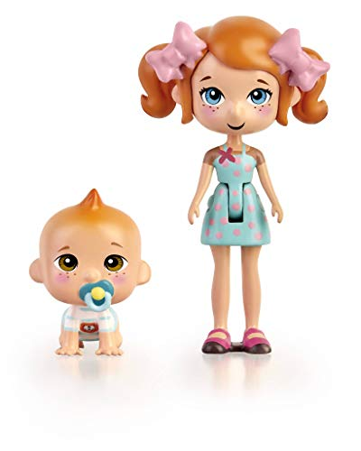 Mymy City - Aby & OLI, Figura niñas de 3 a 8 años (Fam