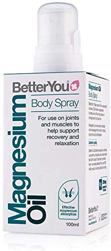 Better You Magnesium Oil Original Spray 100ml (Pack of 2)