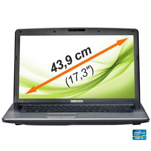 "Preisvergleich Produktbild MEDION AKOYA P7818 MD 99160 Notebook 43, 9 cm / 17, 3"" LED-Display Intel® Core(TM) i3-3110M Prozessor,  Windows 8,  NVIDIA® GeForce® GT 730M,  1000 GB Festplatte,  8 GB Arbeitsspeicher"