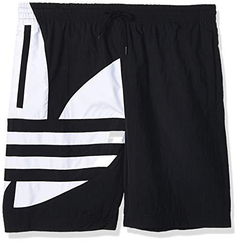 adidas Herren BG Trefoil TS Sport Shorts, Black, S