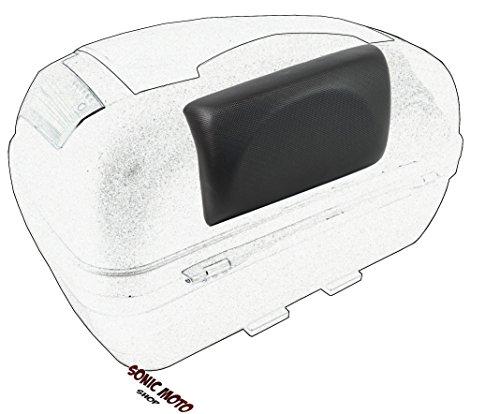 Schienale per Bauletto moto Scooter Schienalino Universale in Ecopelle