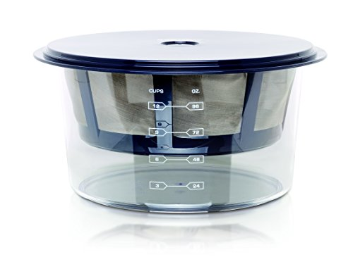 Euro Cuisine GY60 Greek Yogurt Maker With Stainless Steel S