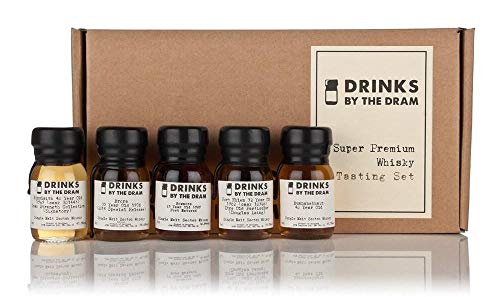 Various Distilleries - Super Premium Whisky Tasting Set - Whisky