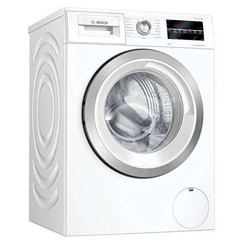 Bosch WAU28T64GB Serie 6 Freestanding Washing Machine 9 kg 1400 Spin - White