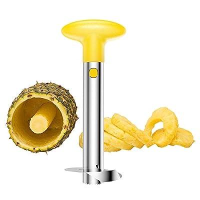 Pineapple Peeler, [Upgraded] SameTech Stainless...