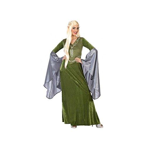 Atosa-54534 Disfraz Duende, Color Verde, XL (54534)