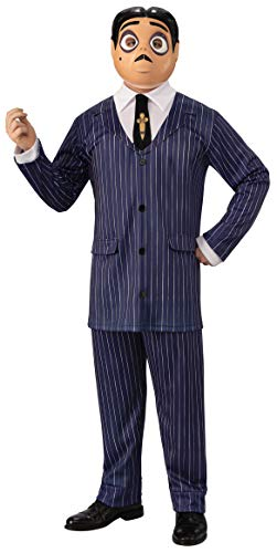 Rubie's Addams Family Animated Movie Gomez Adult Sized Costumes, As Shown, Standard US