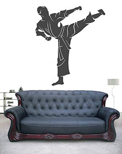 Wand Poster, Taekwondo Karate Sport Bett Aufkleber Bild Dekoration Bilder Wand Dekor Geschenk Abstrakt Print Living Modern Wallpaper Aufkleber Zimmer Büro