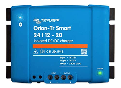 Victron Orion-Tr Smart 24/12-20A (240W) DC DC Wandler