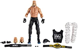 Mattel Collectible - WWE Ultimate Edition Figure Hulk Hogan