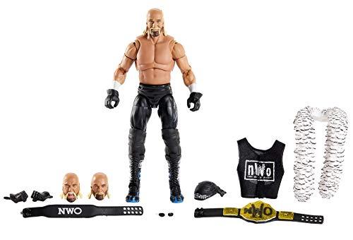 WWE Hollywood Hulk Hogan Ultimate Edition Series 7 Action Figure Wrestling 18cm