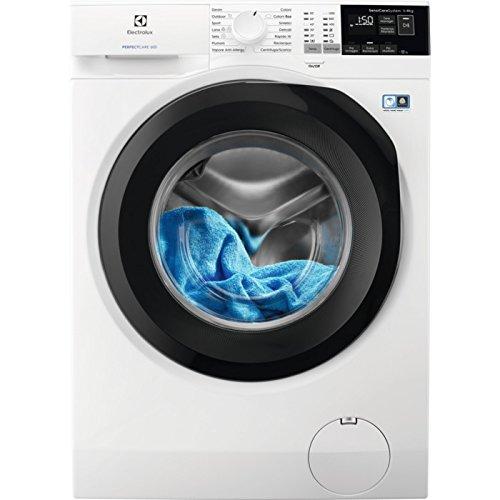 Electrolux EW6F492B Libera installazione Carica frontale 9kg 1200Giri min A+++-20% Bianco lavatrice