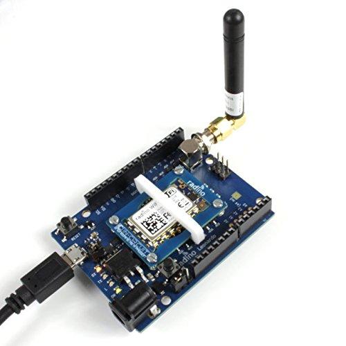 STK radino CC1101 868/915MHz + Leonardo, IoT, Arduino Leonardo und CC1101 Shield in einem Board! Internet der Dinge!