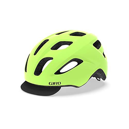 Giro Unisex's Cormick MIPS Urban Helmet, Matte Highlight Yellow, 54-61 cm