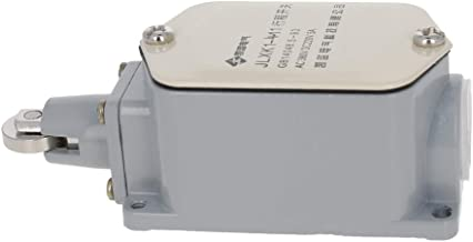 Fielect Roller Plunger Type Momentary Limit Switch Travel Switch JLXK1-411 Model 1NC 1NO 1Pcs