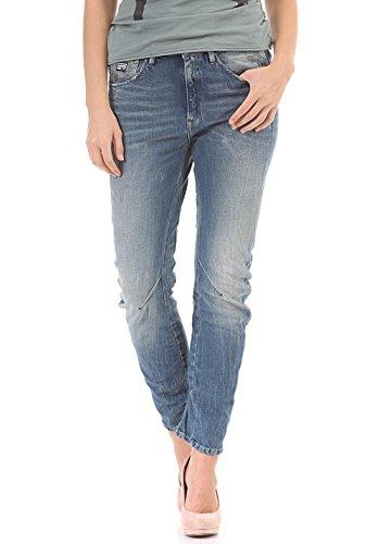 G-STAR RAW Damen Arc 3D Tapered Jeans, Blau (Vintage lt Aged 5690-4441), 28W / 34L