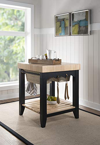 Powell-Color-Story-Black-Butcher-Block-Kitchen-Island