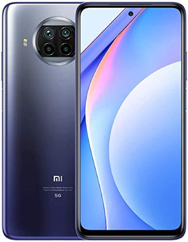 "Mi 10T Lite - Smartphone 6+128GB, display 6,67"" Full HD+, Snapdragon 750G, 64MP AI Quad-Camera, batteria 4820mAh, Atlantic Blue (Versione ufficiale + garanzia 2 anni)"