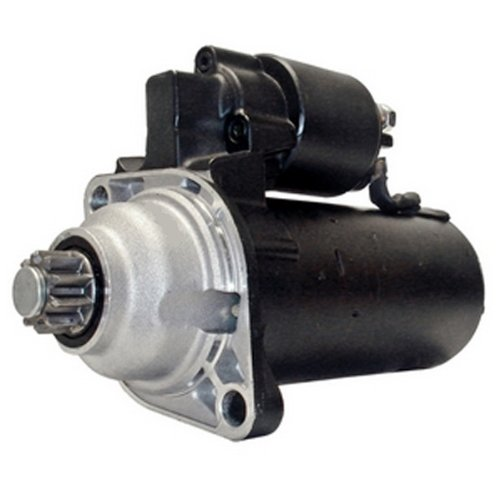 LActrical HIGH TORQUE STARTER FOR VW GOLF BEETLE PASSAT JETTA TDI DIESEL HIGH TORQUE WITH MANUAL TRANSMISSION ONE YEAR WARRANTY