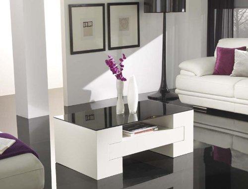 DECORACIÓN BELTRÁN Tables basses en bois: modèle CASUAL (270 nlanc)
