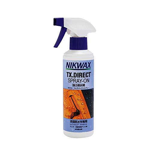 NIKWAX(ニクワックス) 防水透湿生地用撥水剤 TX.ダイレクト スプレー 300ml EBE016 【人気 おすすめ 】