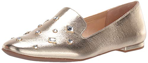 Katy Perry Women's The Turner Loafer, Champagne, 5 M Medium US