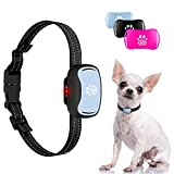 Small Dog Bark Collar, Smallest Anti Barking Collar with Beep, Vibrate - Humane