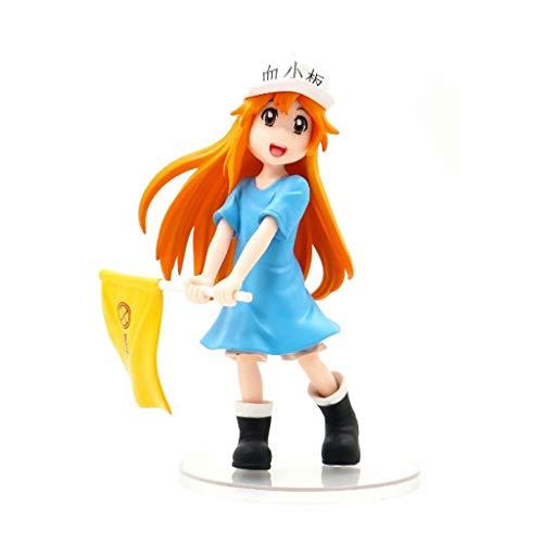 Yuxunqin Figura de Personaje de Hataraku Saibou Celdas en el Trabajo Figura de Personaje
