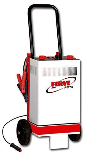FERVE F-970 Cargador Rapido 12/24V 70/55A