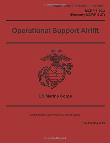 Marine Corps Reference Publication MCRP 3-20.3 (Formerly MCWP 3-27) Operational Support Airlift 2 May 2016