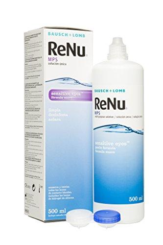 Bausch & Lomb ReNu MPS Pflegemittel für weiche Kontaktlinsen, 500 ml