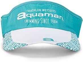 Aquaman Kalua Visera Running y Triatlón, Sin género, Verde, U