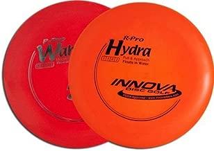 Innova R-Pro Floating Disc Golf Set (Floats on Water) Wahoo & Hydra by Innova - Champion Discs