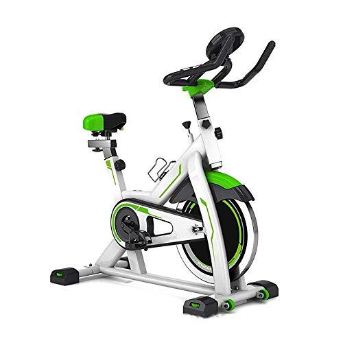 ZCYXQR Bicicleta estática para Correr Pedal para el hogar Bicicleta Deportiva para Interiores Adecuado para Ejercicio en el Gimnasio Familiar en Interiores Bicicleta estática (Deporte de Interior)