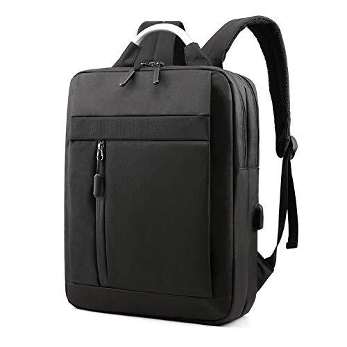 Reisrugzak USB multifunctionele rugzak vierkante laptoptas voor heren