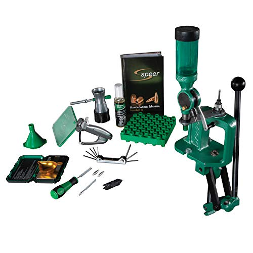 RCBS Rebel Master Reloading Kit_9251, Green
