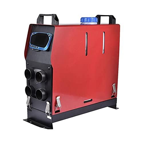 ZCX Zcxiong 12V 24V 8KW Estacionamiento Calentador De Combustible Calentador Autónomo LCD Air Diesel Integrado Encendido Calentador De Cobre para Autos Motorhome RV Garaje (Color Name : 8kw 12