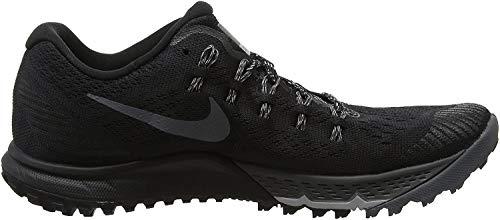 Nike 749335-010, Zapatillas de Trail Running Mujer, Negro (Black/Dark Grey Cool Grey Wolf Grey), 38.5 EU