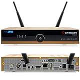 OCTAGON SF8008 Limited Gold Edition – Combo 4K UHD E2 DVB-S2X & DVB-C/T2 (Dual OS)