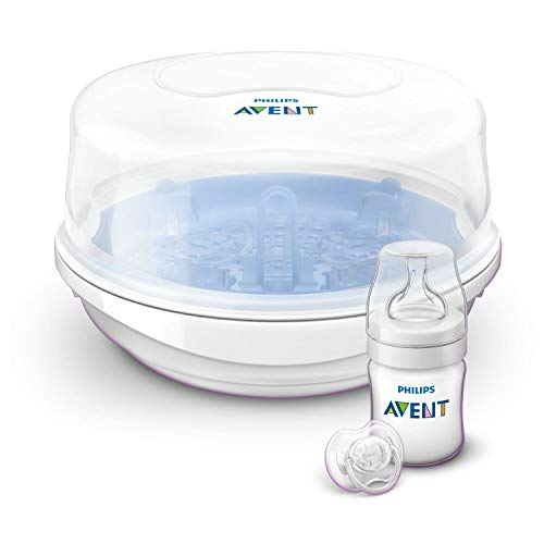 Philips Avent Microwave Steriliser Set, SCF282/01