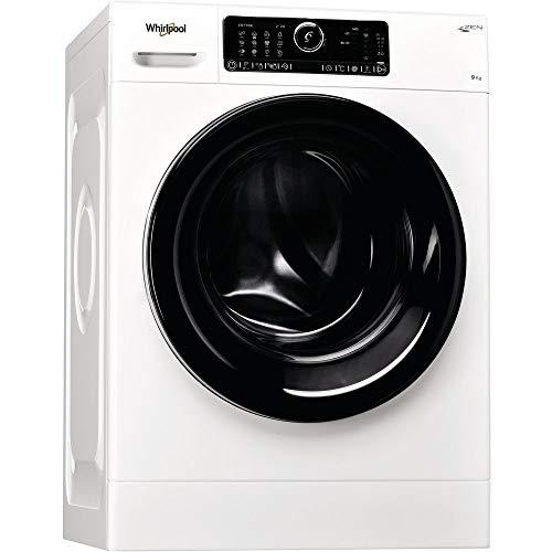 Whirlpool Autodose 9425 lavatrice Libera installazione Caricamento frontale Bianco 9 kg 1400 Giri/min A+++
