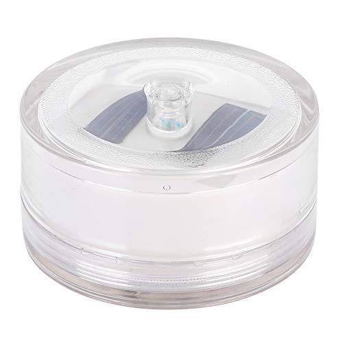 MAGFYLY Solar Lawn Lamp Luz Solar Subterránea, Impermeable Y Resistente A La Presión, Luz Colorida, Luz De Escena Solar, Luz De Césped, Iluminación Exterior