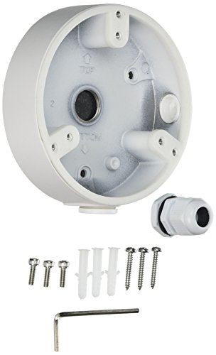 Dahua pfa137Junction Box wasserdicht für Kamera Dome Typ HAC/ipc-hdbw1100/1200/2120RVF, weiß
