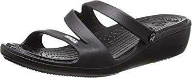 crocs Women's Patricia Rubber Fashion Sandals