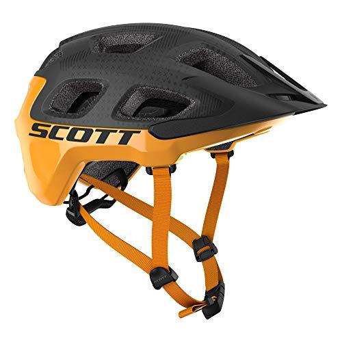 Scott Vivo Plus Helmet Dark Grey/Fire Orange, M