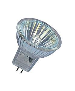 OSRAM Halogen-Reflector / DECOSTAR/ GU5.3-socket / dimmable / 12 Volt / 50 Watt / 36° beam angle / warm white - 2800K / Pack of 10