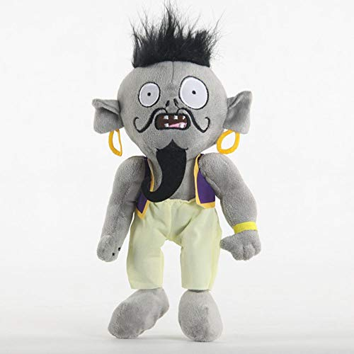 HHtoy 30cm Plüsch-Spielzeug-Anlagen gegen Zombies weiche gefüllte Puppe Spielzeug Laterne Zombie Anime Figuren Kissen for Kinder Geschenke Partei Spielzeug