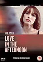Love In The Afternoon 1972
