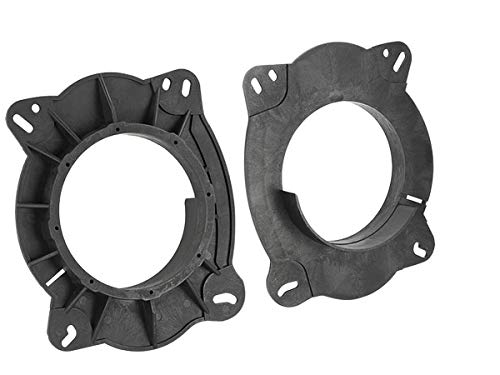 Lautsprecherringe geeignet für Lexus GX- | LS- | RX-Serie | Toyota 4Runner | Avalon | Avensis | Camry | FJ-Cruiser | Highlander | Landcruiser | Prius | Sequoia | Tacoma | Tundra | Venza Ø 165 mm
